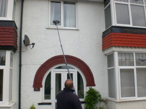 Window Cleaning Method